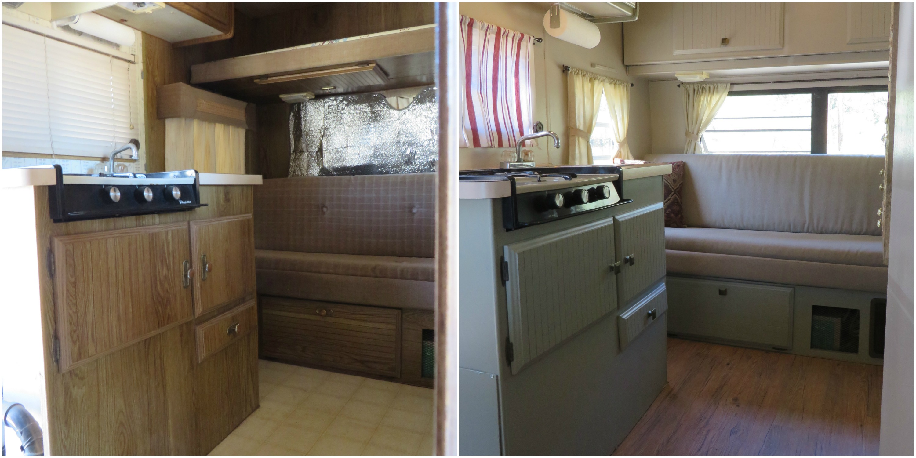 Diy Travel Trailer Makeovers
