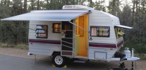 Renovated 1990 Trailer